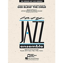 Hal Leonard God Bless' the Child Jazz Band Level 2 by Billie Holiday Arranged by Rick Stitzel