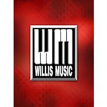 Willis Music God So Loved the World SAB