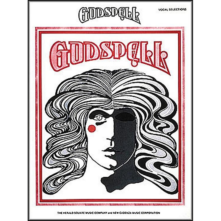 Hal LeonardGodspell Vocal Selection arranged for piano, vocal, and guitar (P/V/G)