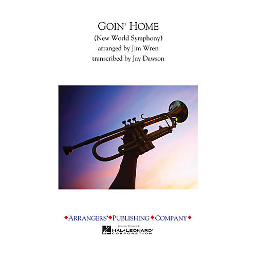 Arrangers Goin' Home Marching Band Level 3 Arranged by Jay Dawson-thumbnail