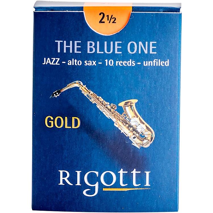 RigottiGold Alto Saxophone ReedsStrength 3 Light