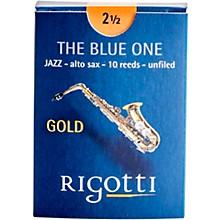 Rigotti Gold Alto Saxophone Reeds Strength 3.5 Strong