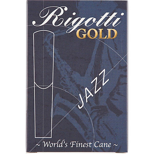 Rigotti Gold Bass Clarinet Reeds Strength 3.5 Medium
