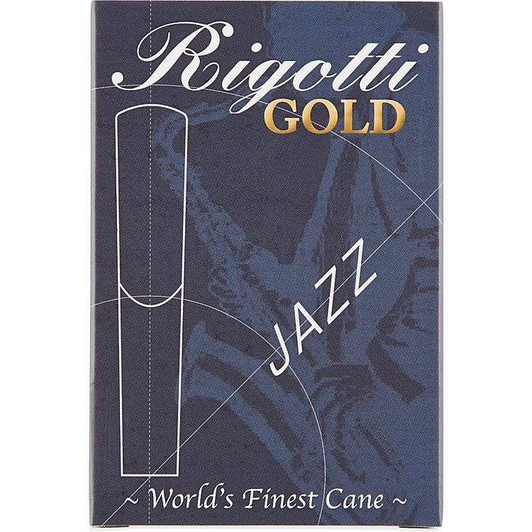 RigottiGold Bass Clarinet ReedsStrength 3.5 Medium