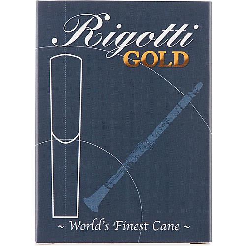 Rigotti Gold Clarinet Reeds Strength 2.5 Medium