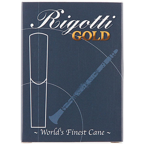 Rigotti Gold Clarinet Reeds Strength 3 Strong