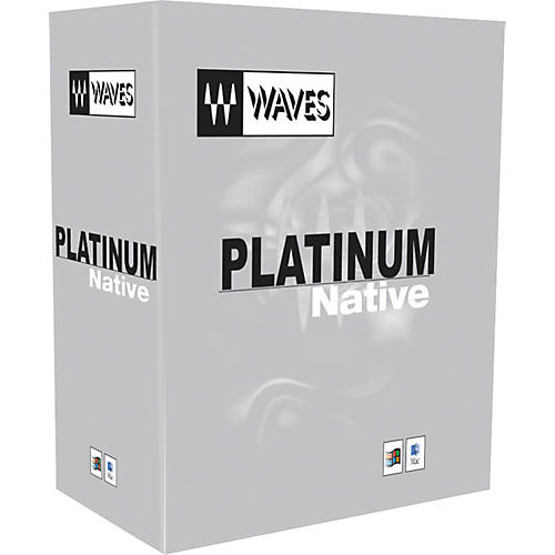 Waves Gold Native + REN II Native to Platinum Native Upgrade