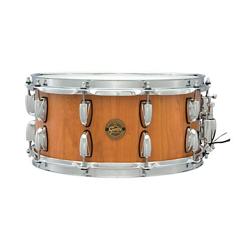 Gretsch Drums Gold Series Cherry Stave Snare Drum 14 x 6.5