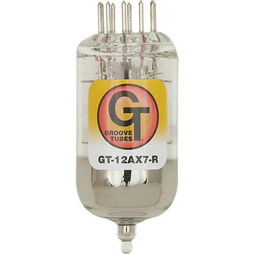 Groove Tubes Gold Series GT-12AX7-R Preamp Tube