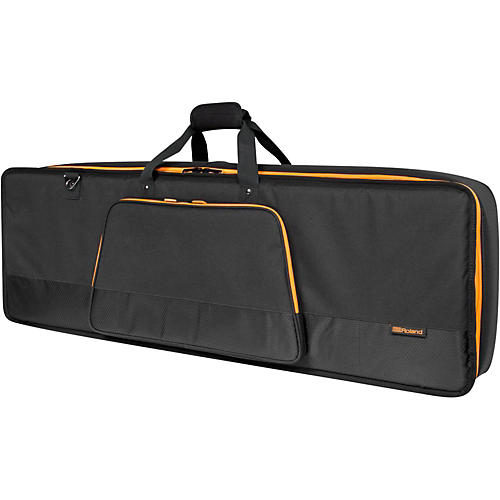 Roland Gold Series Keyboard Bag with Backpack and Shoulder Straps-thumbnail