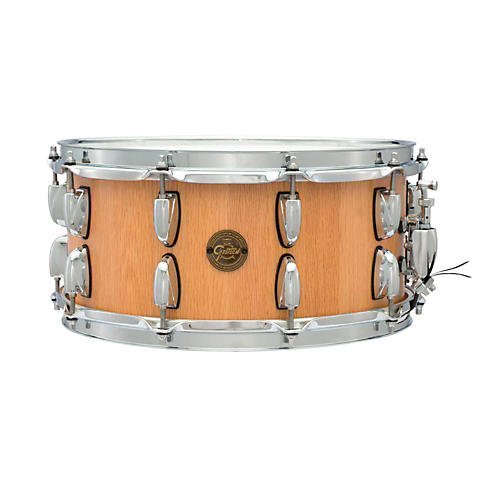 gretsch drums gold series oak stave snare drum 14 x 6 5 musician 39 s friend. Black Bedroom Furniture Sets. Home Design Ideas
