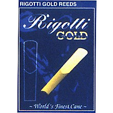 Rigotti Gold Soprano Saxophone Reeds Strength 2.5 Strong