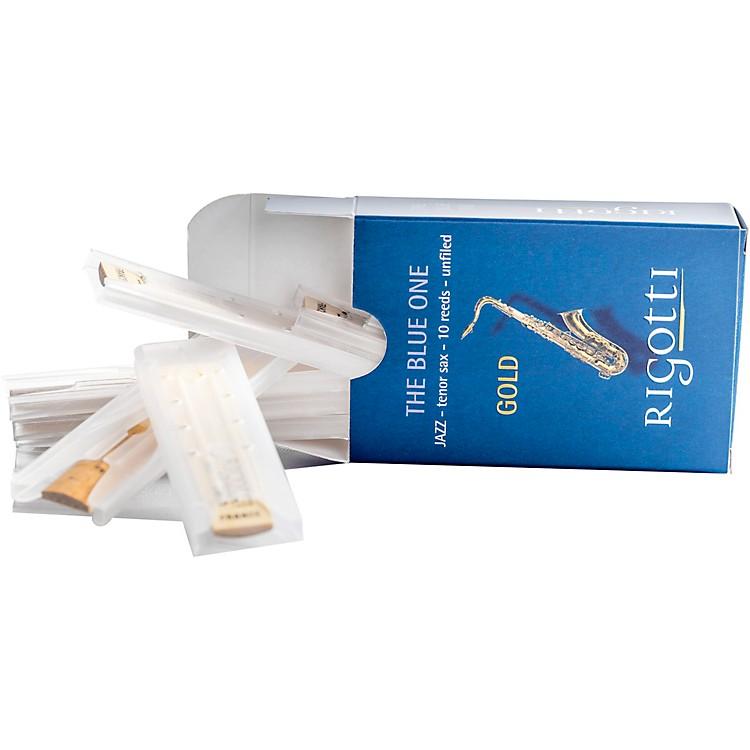 RigottiGold Tenor Saxophone ReedsStrength 3 Medium