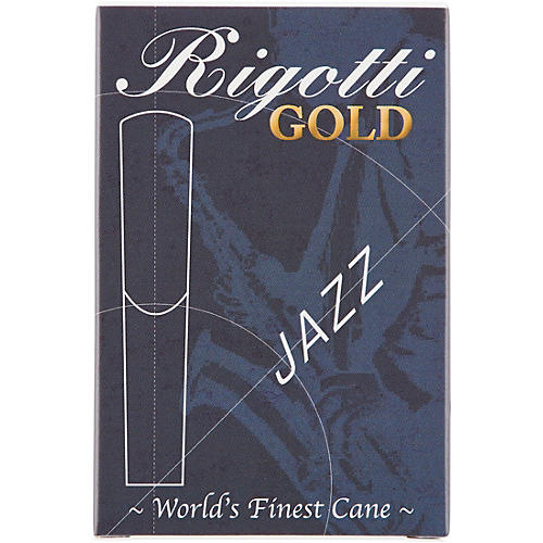 Rigotti Gold Tenor Saxophone Reeds Strength 3.5 Strong
