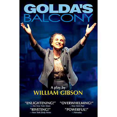 Applause Books Golda's Balcony (A Play) Applause Books Series Softcover Written by William Gibson-thumbnail