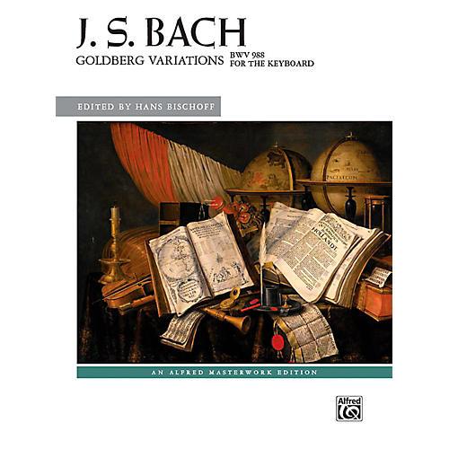 Alfred Goldberg Variations, BWV 988 - Book Advanced