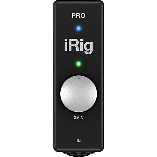 IK Multimedia Golden Anniversary iRig Pro Audio / Midi interface for iOS and Mac