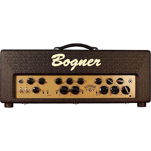 Bogner Goldfinger 45 45W Tube Guitar Amp Head-thumbnail