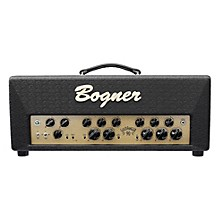 Bogner Goldfinger 90 90W Tube Guitar Amp Head Comet Black