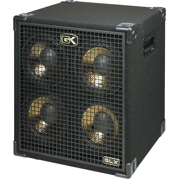 Gallien-Krueger Goldline 410GLX 4x10 Bass Speaker Cabinet