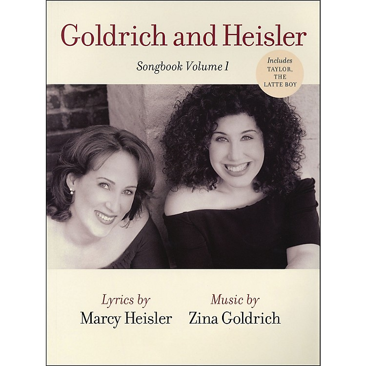 Hal Leonard Goldrich And Heisler - Songbook Volume 1 arranged for piano, vocal, and guitar (P/V/G)