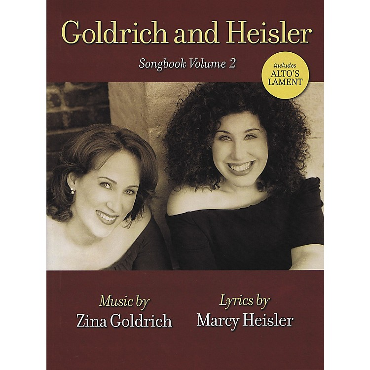 Hal Leonard Goldrich And Heisler - Songbook Volume 2 arranged for piano, vocal, and guitar (P/V/G)