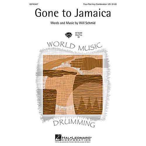 Hal Leonard Gone to Jamaica ShowTrax CD-thumbnail