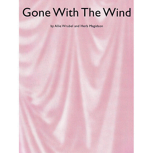 Music Sales Gone with the Wind Music Sales America Series-thumbnail