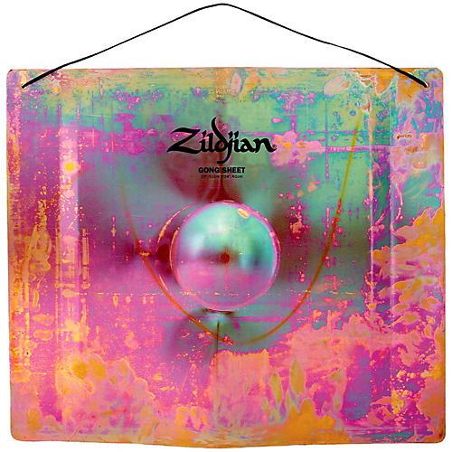 Zildjian Gong Sheet 20X24 INCH