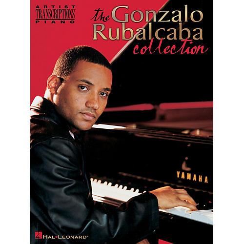 Hal Leonard Gonzalo Rubalcaba Collection Artist Transcriptions Series Performed by Gonzalo Rubalcaba-thumbnail