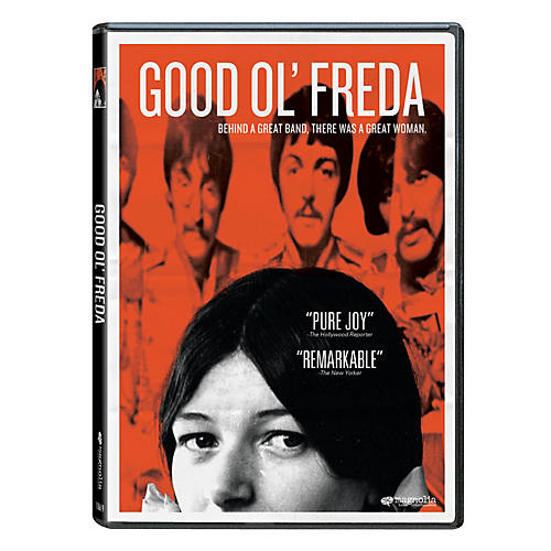 Magnolia Home Entertainment Good Ol' Freda (Behind a Great Band, There Was a Great Woman) Magnolia Films Series DVD by The Beatles