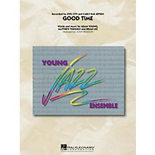 Hal Leonard Good Time Jazz Band Level 3 by Owl City Arranged by John Wasson