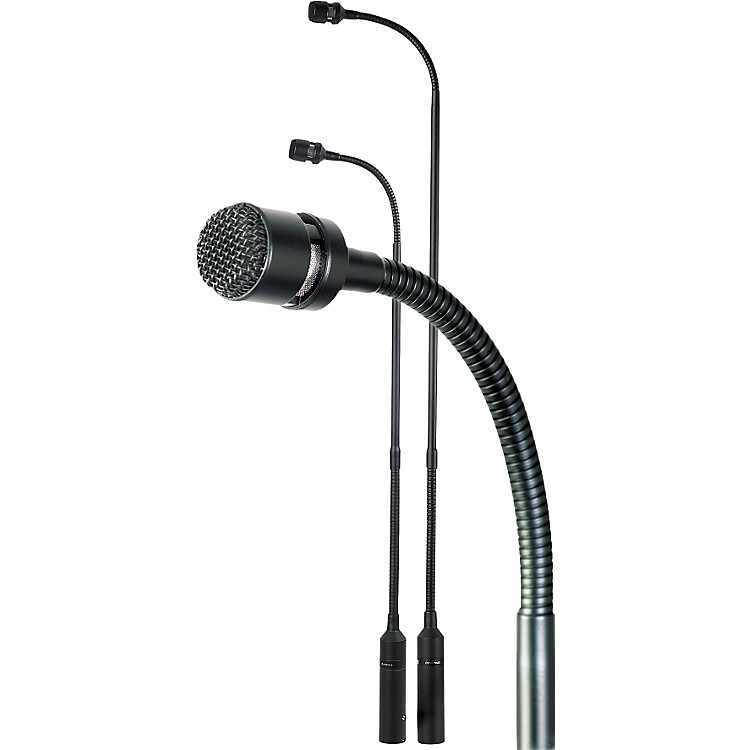 Astatic by CAD Gooseneck Cardioid Extended Frequency Condenser Mic 20 In