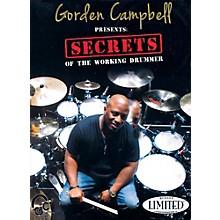 Hudson Music Gorden Campbell - Secrets of the Working Drummer DVD