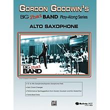 Alfred Gordon Goodwin's Big Phat Band Play-Along Series Alto Saxophone Book & CD