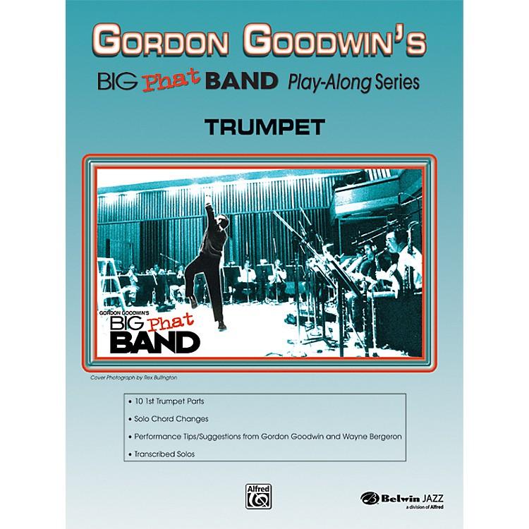 AlfredGordon Goodwin's Big Phat Band Play Along Series Trumpet Book & CD