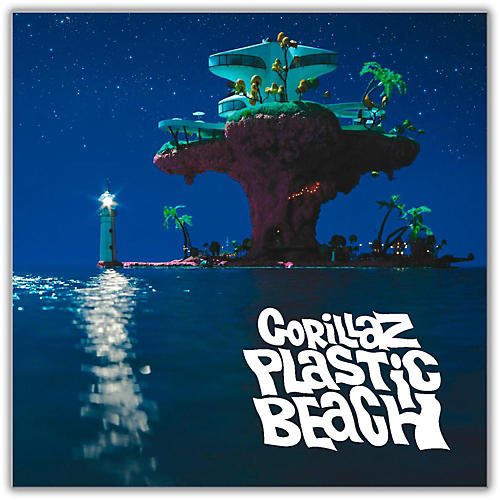 WEA Gorillaz - Plastic Beach