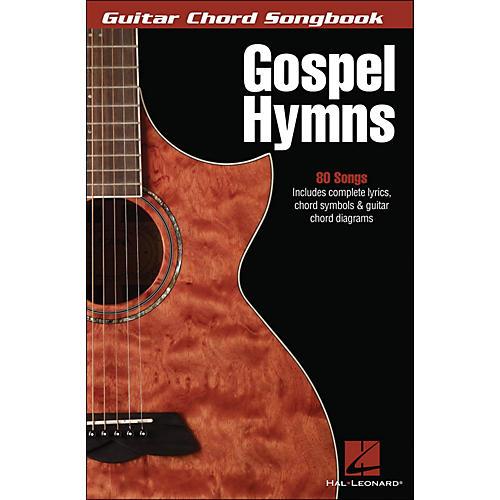 Hal Leonard Gospel Hymns - Guitar Chord Songbook-thumbnail