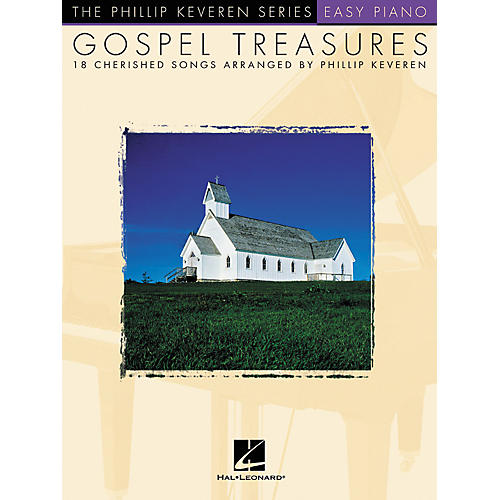 Hal Leonard Gospel Treasures - Phillip Keveren Series For Easy Piano