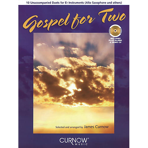 Curnow Music Gospel for Two (Bb Instruments) Curnow Play-Along Book Series-thumbnail