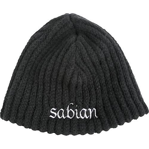 Sabian Goth Logo Knit Skully Cap