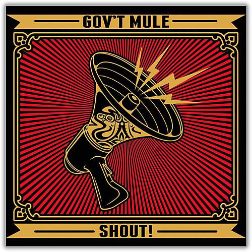 Universal Music Group Gov't Mule - Shout! Vinyl LP