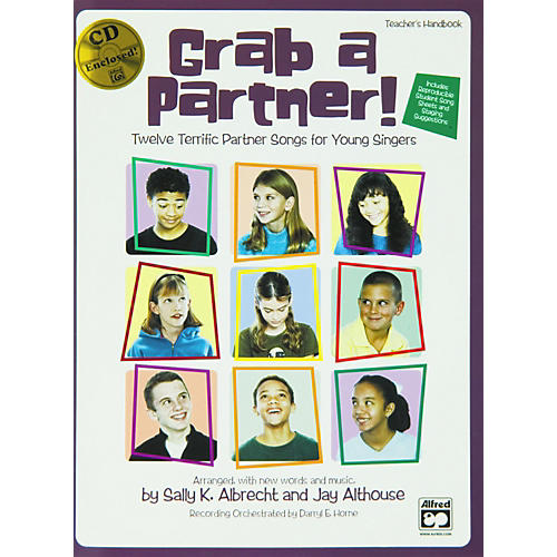 Alfred Grab a Partner! Book/CD