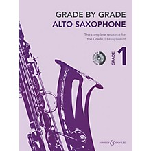 Boosey and Hawkes Grade by Grade - Alto Saxophone (Grade 1) Boosey & Hawkes Chamber Music Series Book