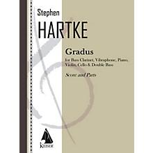 Lauren Keiser Music Publishing Gradus LKM Music Series Composed by Stephen Hartke