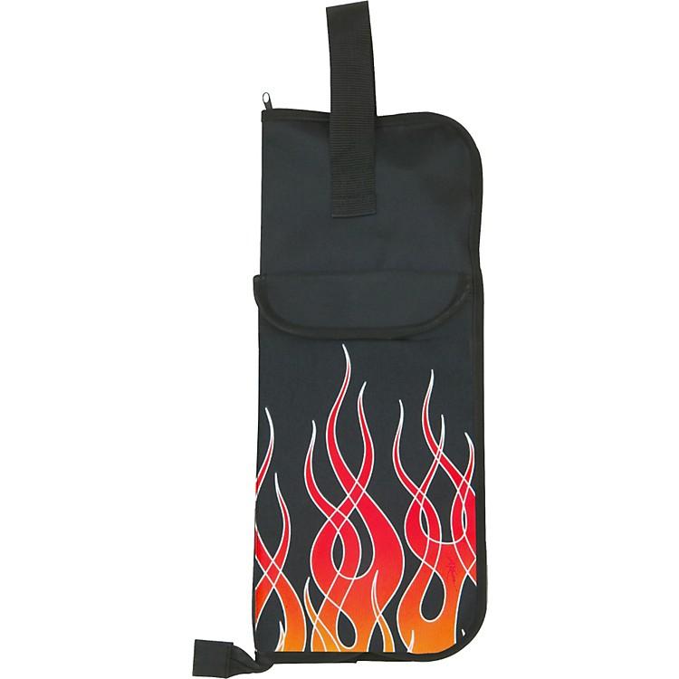 KacesGrafix Xpress Stick BagHot Rod Flame