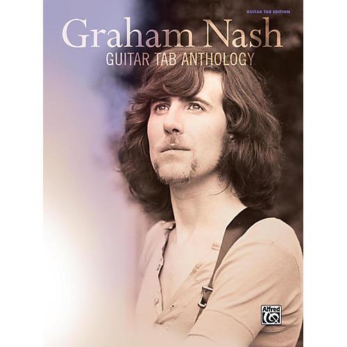 Alfred Graham Nash: Guitar TAB Anthology Guitar TAB Edition Songbook-thumbnail