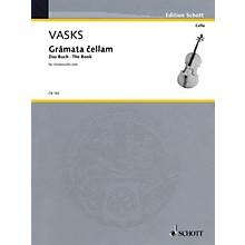 Schott Gramata Cellam (for Violoncello Solo) Schott Series