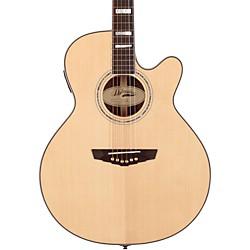 Gramercy Sitka Grand Auditorium Cutaway Acoustic-Electric Guitar Natural