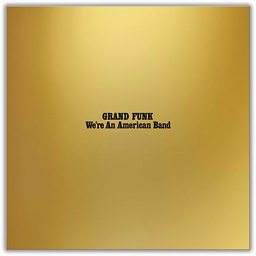 Universal Music Group Grand Funk - We're An American Band [LP][Reissue]-thumbnail